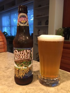 Troegs DreamWeaver Wheat Ale