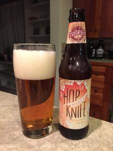 Troegs Hop Knife Harvest Ale
