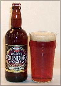 Usher's Founder's Strong Ale