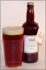 Usher's Tawny Ale