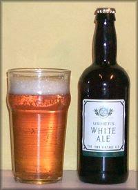 Usher's White Ale