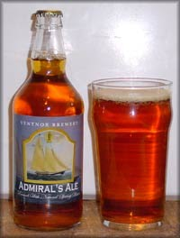 Ventnor Admiral's Ale