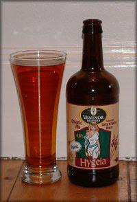 Ventnor Hygeia Organic Ale