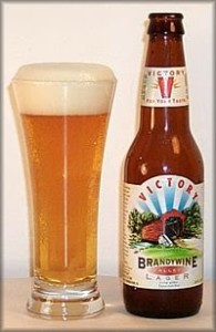 Victory Brandywine Valley Lager