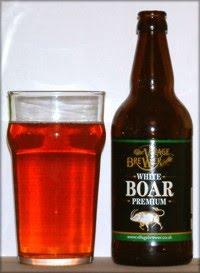Village Brewer White Boar Premium
