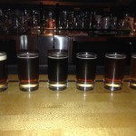 Walnut Brewery sampler