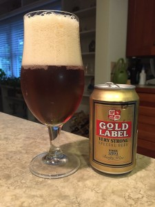 Whitbread Gold Label Barley Wine
