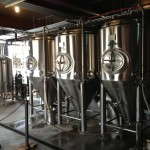 Wicked Weed Brewing fermenters