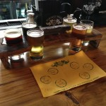 Wicked Weed Brewing sampler