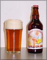 Dorothy Goodbody's Golden Ale