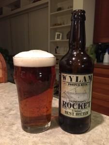 Wylam Stephenson's Rocket