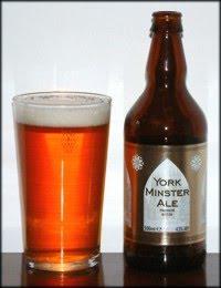 York Minster Ale