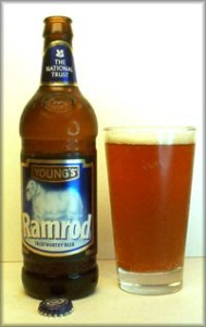 Young's Ram Rod Strong Ale