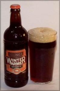 Young's Winter Warmer Dark Seasonal Ale