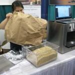 Adding grain to the Zymatic