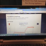 PicoBrew Zymatic software