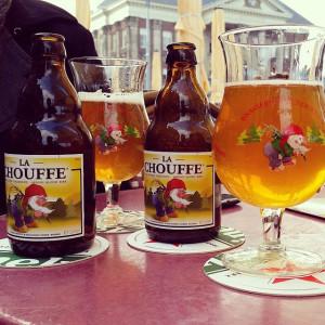 Achouffe beers
