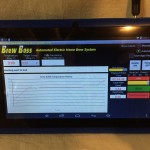 Brew-Boss controller tablet