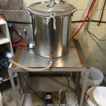 Brew In A Bag (BIAB) brewing equipment