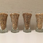Grains: Domestic 2-row Pale malt, Munich malt, Victory malt, White Wheat malt