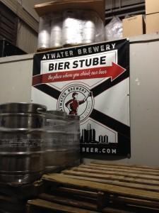 Bier Stube sign