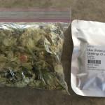 Styrian Goldings & Czech Saaz hops