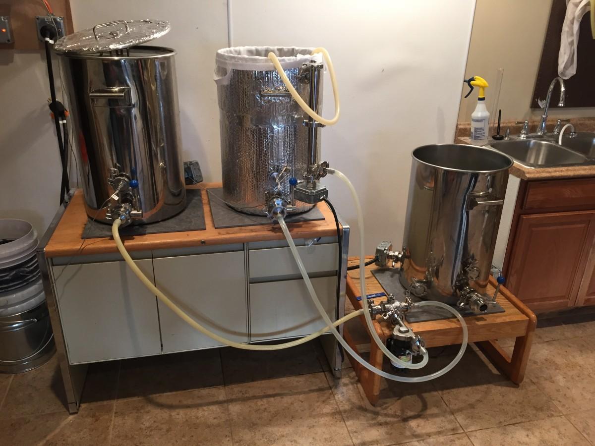 Brewing A Brett Beer Beer Infinity