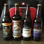 Canadian Craft Beer selection