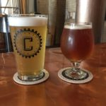 Belgian Witbier & Belgian Golden Strong at Clockworks Brewing