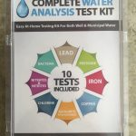 Water Testing Kit packaging