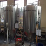 Conical fermenters