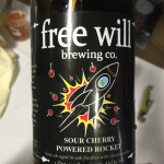 Sour Cherry Powdered Rocket by Free Will Brewing