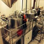 Hi-Wire brewhouse