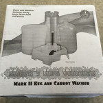 Keg & Carboy Washer packaging