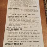Lancaster Brewing seasonal beers