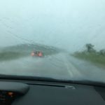 Thunderstorms whilst traveling to Minneapolis