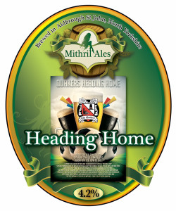 Heading Home Ale