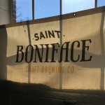 St. Boniface Craft Brewing banner