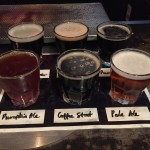Schlafly sampler flight