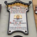 Brauerei zum Spezial since 1536