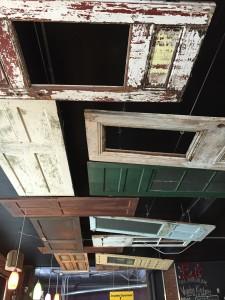Ceiling of Doors
