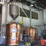 Brewhouse at Whistler Brewing