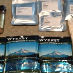 Beer ingredients: Yeast, Hops & Malt Extract